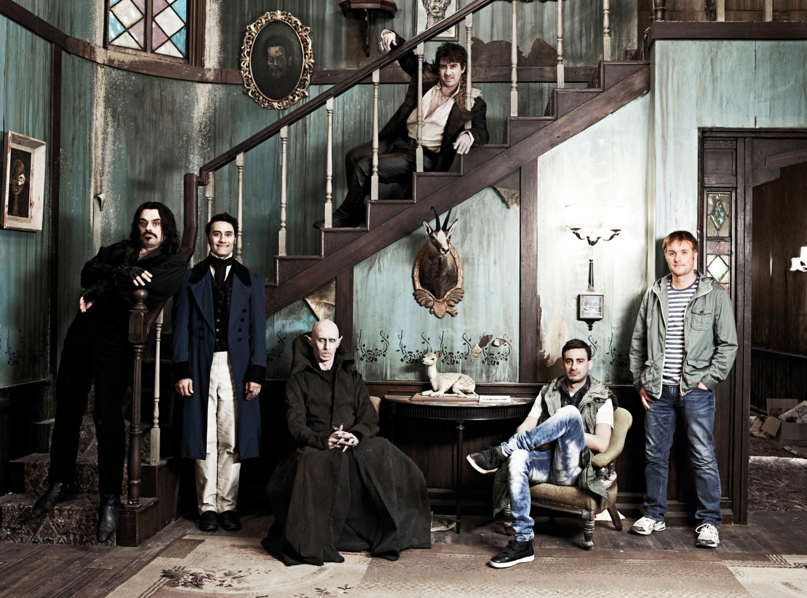16 Zimmer Küche Sarg / What We Do in the Shadows - ray Filmmagazin