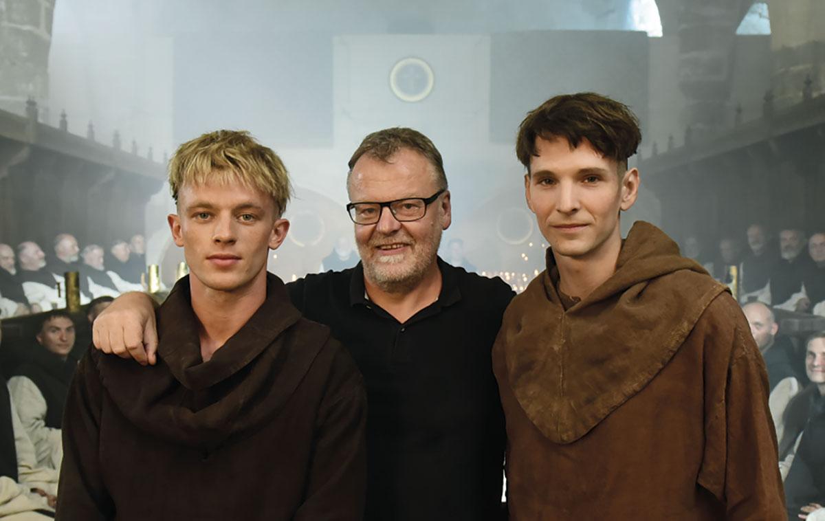 ORF/ZIB am Set von Narziss und Goldmund 04./05.09.2018 - YouTube